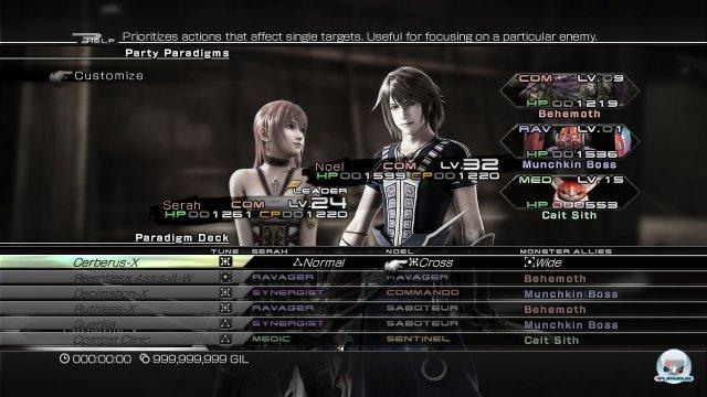 Screenshot - Final Fantasy XIII-2 (PlayStation3) 2294512