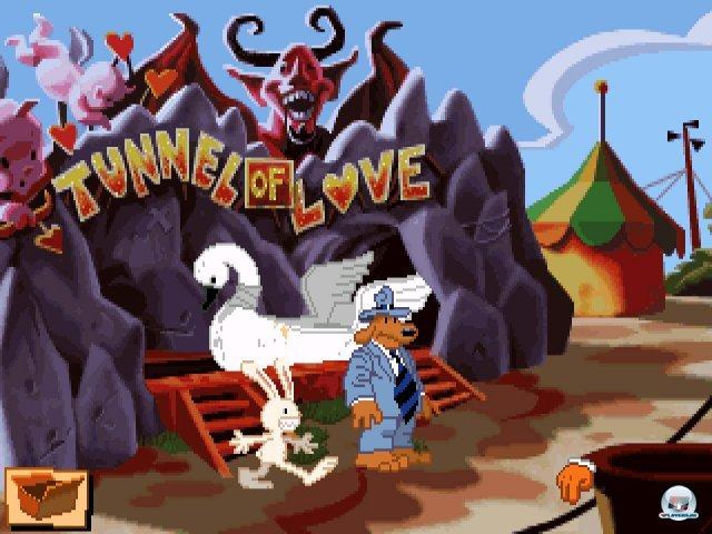 Screenshot - Sam & Max Hit the Road (PC) 92431637