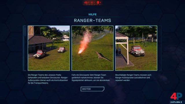 Screenshot - Jurassic World Evolution: Return to Jurassic Park (PC) 92603217