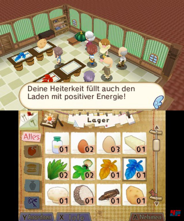 Screenshot - Hometown Story (3DS) 92477344