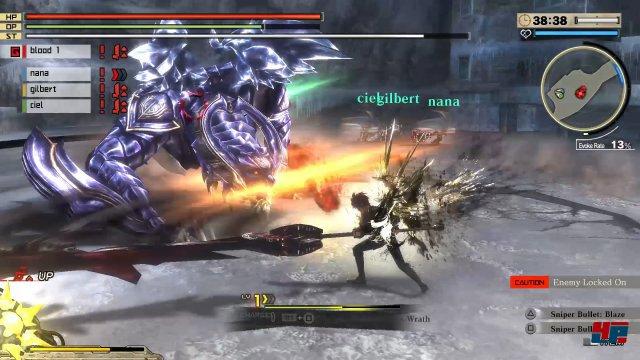 Screenshot - God Eater 2 Rage Burst (PC) 92528213