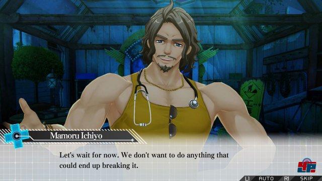 Screenshot - Zanki Zero: Last Beginning (PS4)