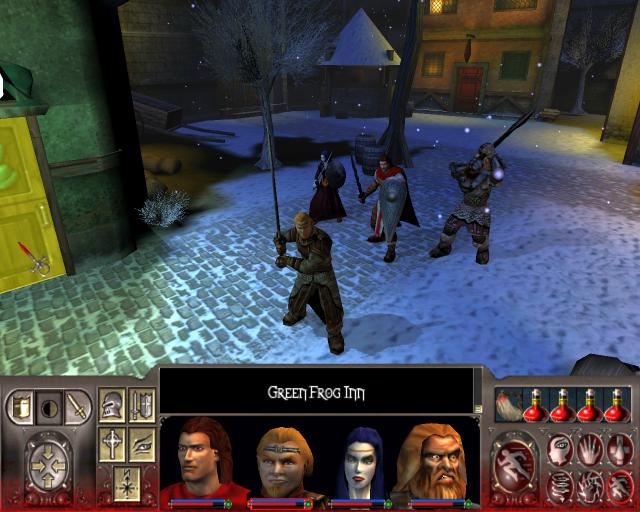 Screenshot - Vampire: Die Maskerade - Redemption (PC)