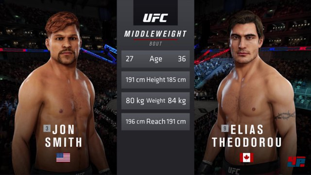 Screenshot - EA Sports UFC 3 (PS4) 92558974