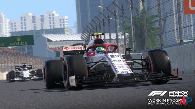 Screenshot - F1 2020 (PC) 92614380