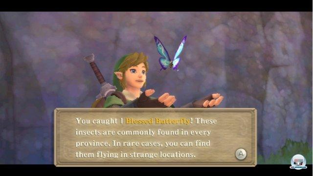 Screenshot - The Legend of Zelda: Skyward Sword (Wii) 2276622