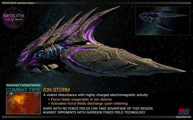 Screenshot - Space Wars: Interstellar Empires (Mac)