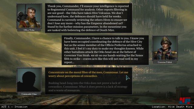 Screenshot - Warhammer 40.000: Armageddon (PC) 92495094
