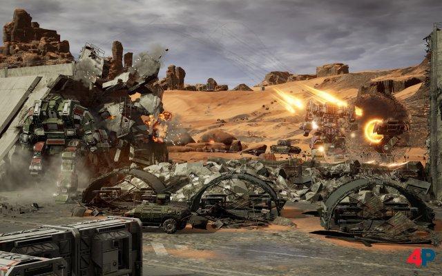 Screenshot - MechWarrior 5: Mercenaries (PC) 92602602