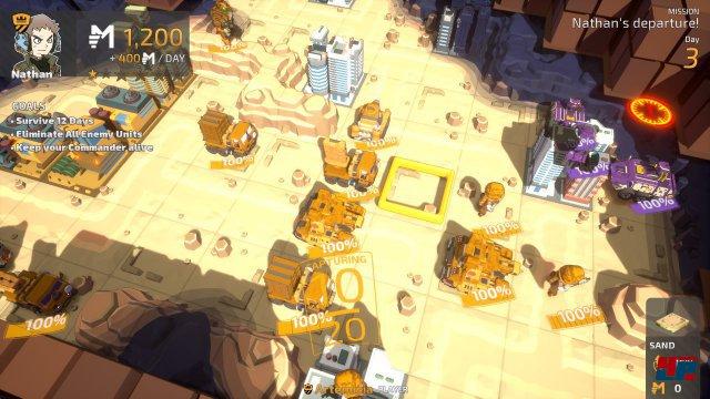 Screenshot - Tiny Metal: Full Metal Rumble (Switch) 92584285