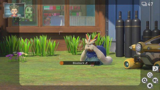 Screenshot - New Pokémon Snap (Switch) 92640668
