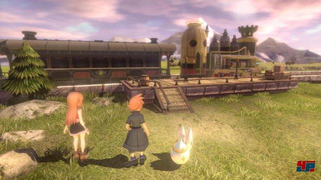 Screenshot - World of Final Fantasy (PlayStation4) 92514119