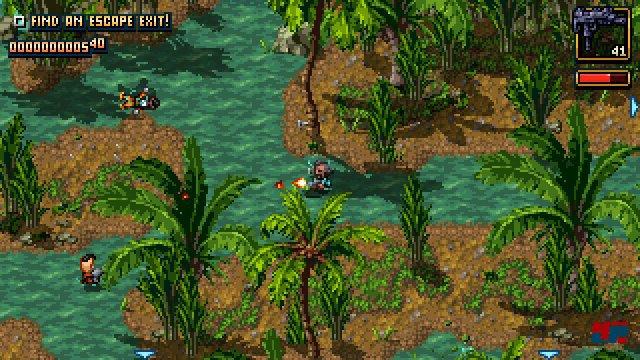Screenshot - Shakedown: Hawaii (Switch) 92587650