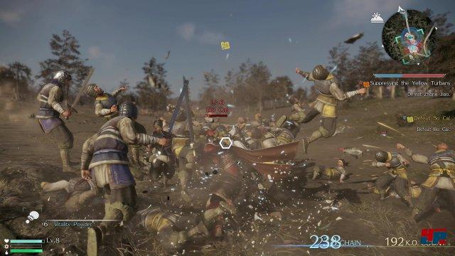 Screenshot - Dynasty Warriors 9 (XboxOneX) 92559804