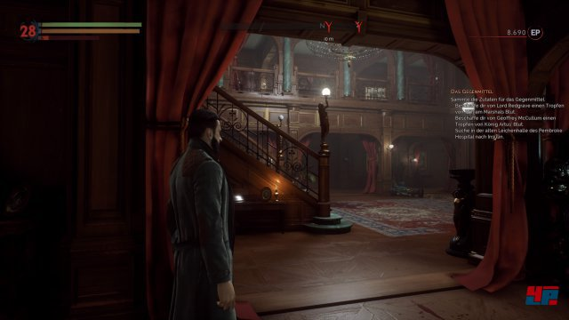 Screenshot - Vampyr (PlayStation4Pro)