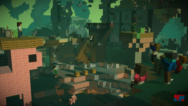 Screenshot - Minecraft: Story Mode - Episode 2: Montage erforderlich (360) 92516460
