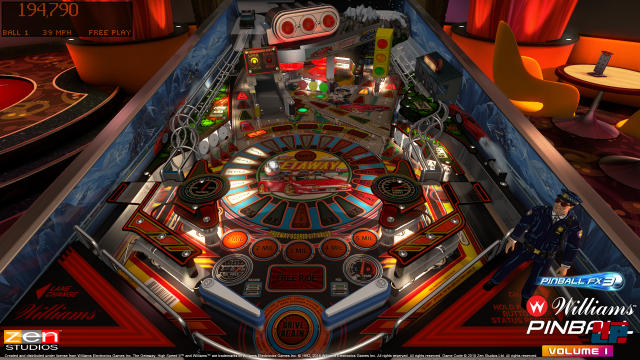 Screenshot - Williams Pinball: Volume 1 (Mac) 92575460