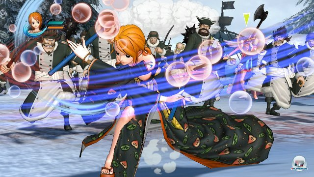 Screenshot - One Piece: Pirate Warriors (PlayStation3) 92404222
