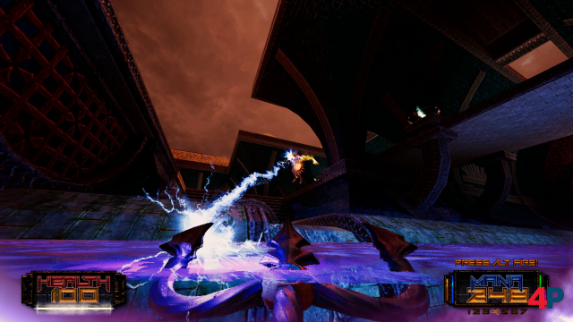 Screenshot - Amid Evil (PC) 92592466