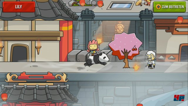 Screenshot - Scribblenauts Showdown (PS4) 92560207