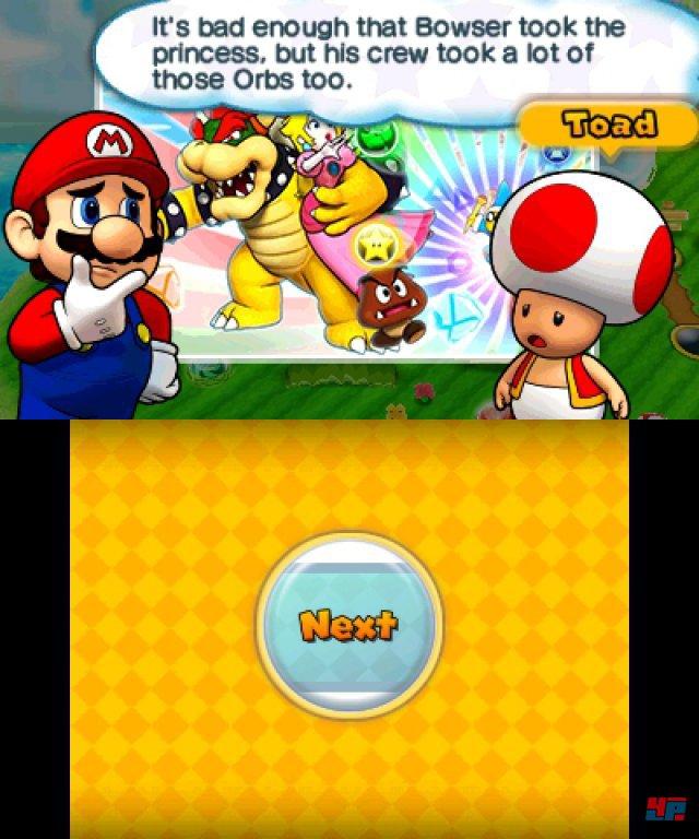 Screenshot - Puzzle & Dragons Z   Puzzle & Dragons Super Mario Bros. Edition (3DS) 92504371