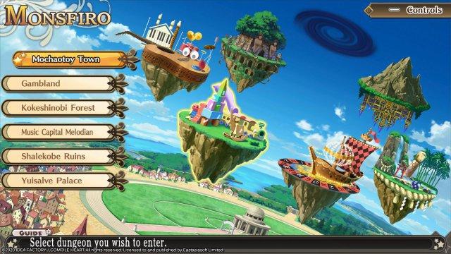 Screenshot - Moero Crystal H (Switch) 92624582