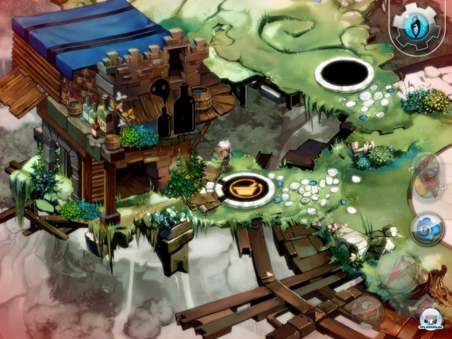 Screenshot - Bastion (iPad)