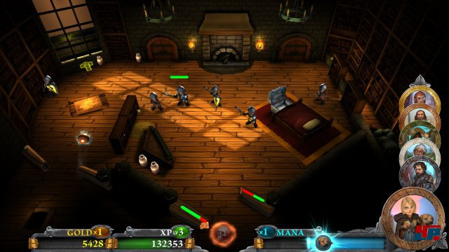 Screenshot - Rollers of the Realm (PC) 92494722