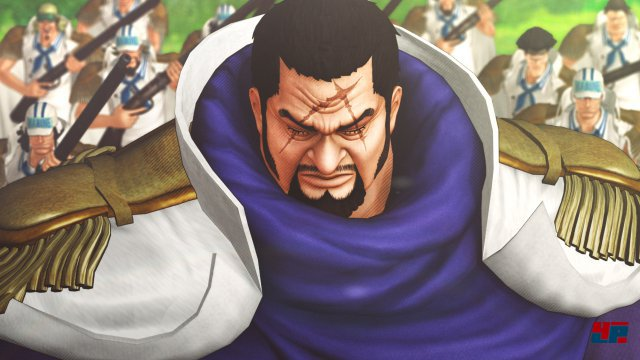 Screenshot - One Piece: Pirate Warriors 3 (PlayStation3) 92497596