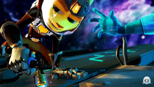 Screenshot - Ratchet & Clank: Into the Nexus (PlayStation3)