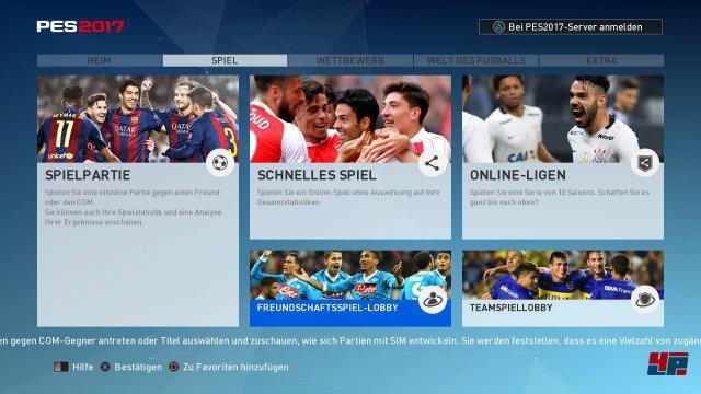 Screenshot - Pro Evolution Soccer 2017 (PS4) 92533218