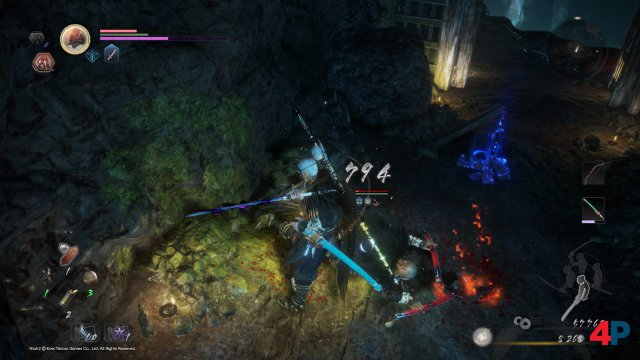 Screenshot - Nioh 2 (PS4) 92608040
