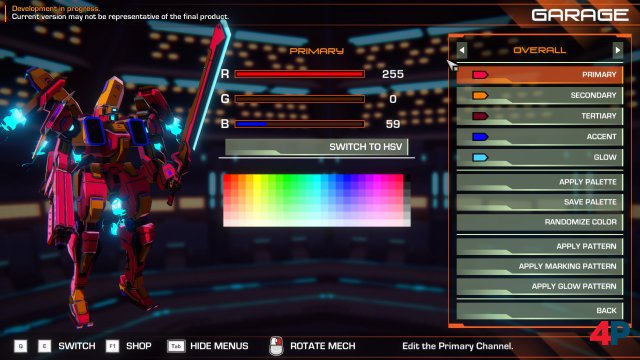 Screenshot - Garrison: Archangel (PC)