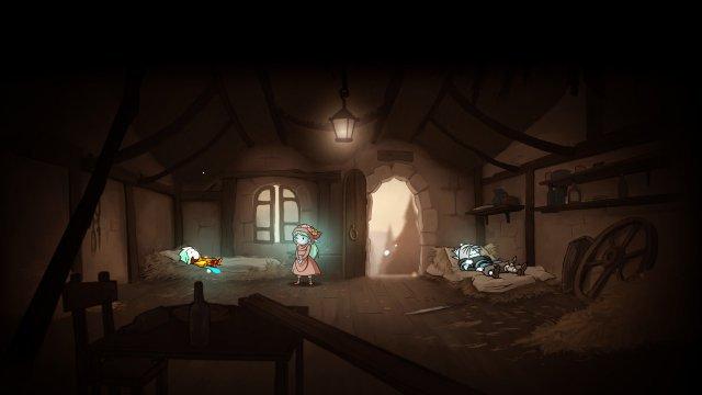 Screenshot - Greak: Memories of Azur (PC)
