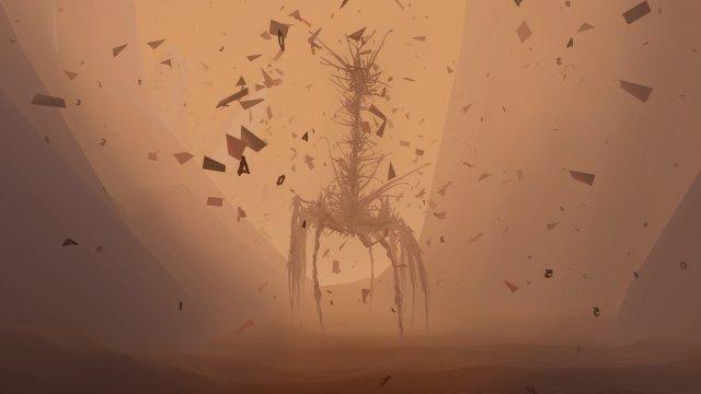 Screenshot - Paper Beast: Folded Edition (PC)