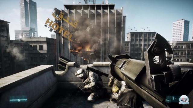 Screenshot - Battlefield 3 (PlayStation3) 2227348