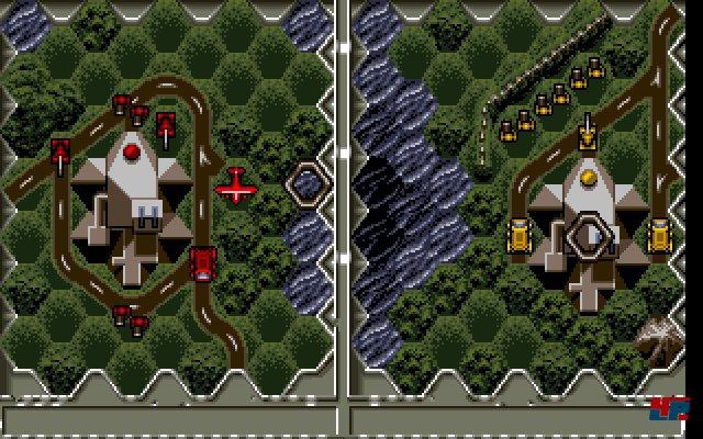 Screenshot - Battle Isle (Oldie) (PC) 92474847