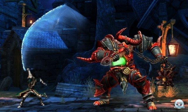 Screenshot - Castlevania: Mirror of Fate (3DS) 2363547