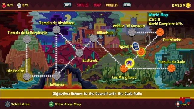 Screenshot - Guacamelee! 2 (PC) 92572425