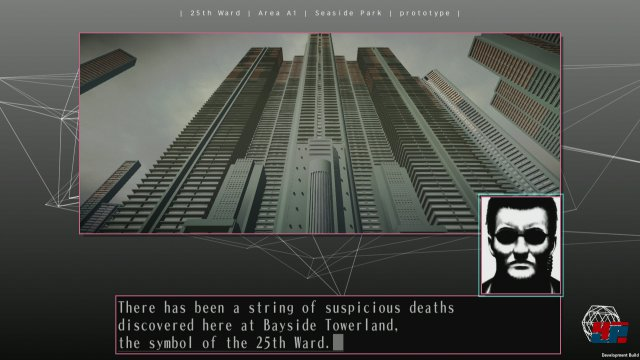 Screenshot - The 25th Ward: The Silver Case (PC) 92559653