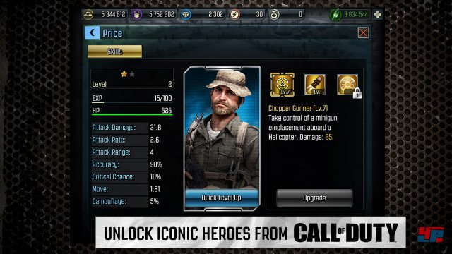 Screenshot - Call of Duty: Heroes (Android) 92495123