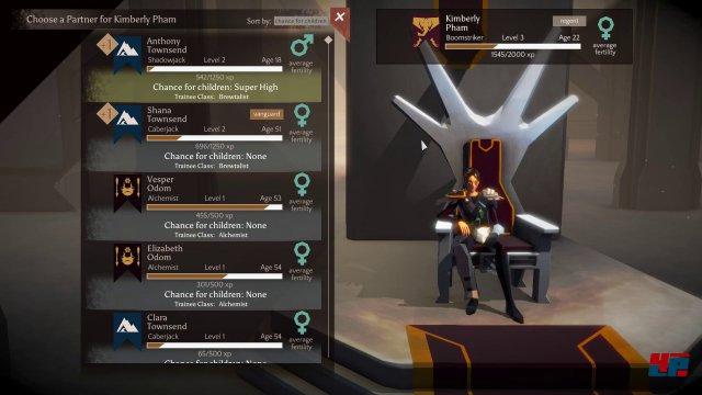 Screenshot - Massive Chalice (PC) 92497770