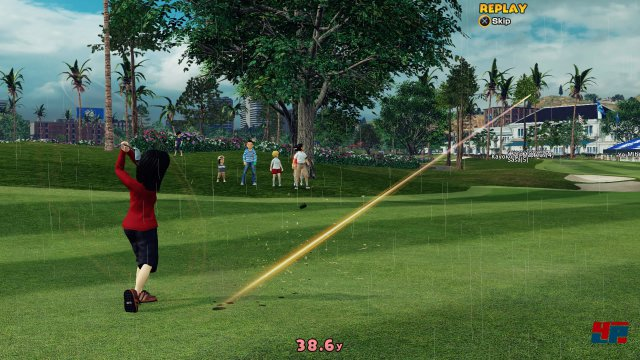Screenshot - Everybody's Golf (PS4) 92552874