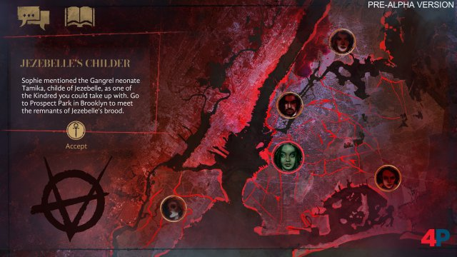 Screenshot - Vampire: The Masquerade - Coteries of New York (PC)