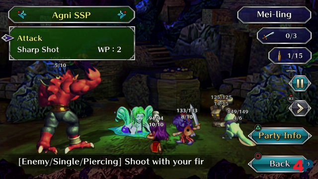 Screenshot - SaGa Frontier Remastered (PS4) 92639396
