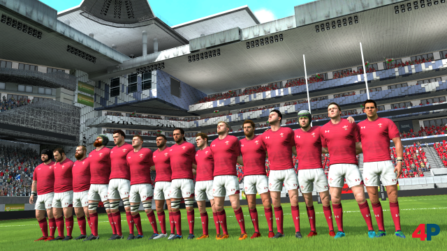 Screenshot - Rugby 20 (PC)