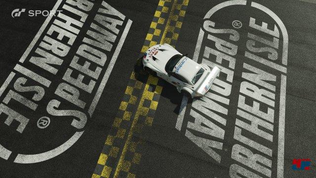 Zu den Neuzugängen bei der Streckenauswahl zählt der Ovalkurs Northern Isle Speedway.