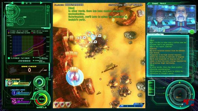 Screenshot - Raiden 5 (XboxOne) 92526005