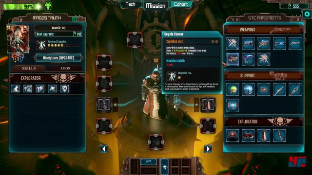 Screenshot - Warhammer 40.000: Mechanicus (Linux) 92579890