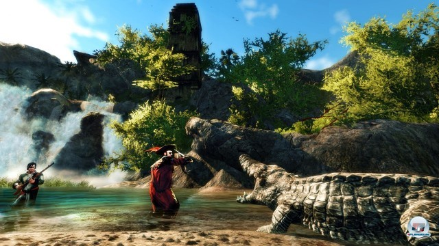 Screenshot - Risen 2: Dark Waters (PC) 2229883